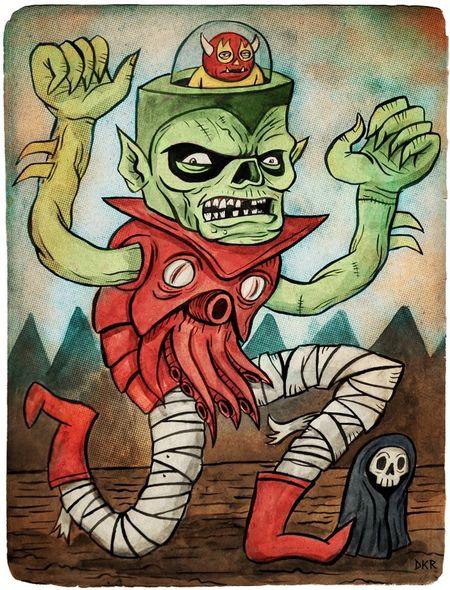 Calamari-Zombie-Rides-Again